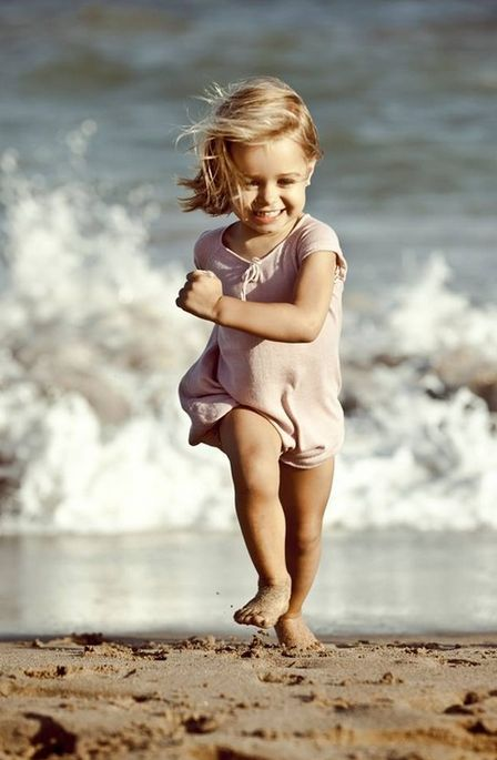 bimbi_spiaggia