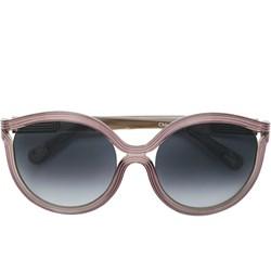 chloe-eyewear-occhiali-da-sole-squadrati-pink-purple-farfetch