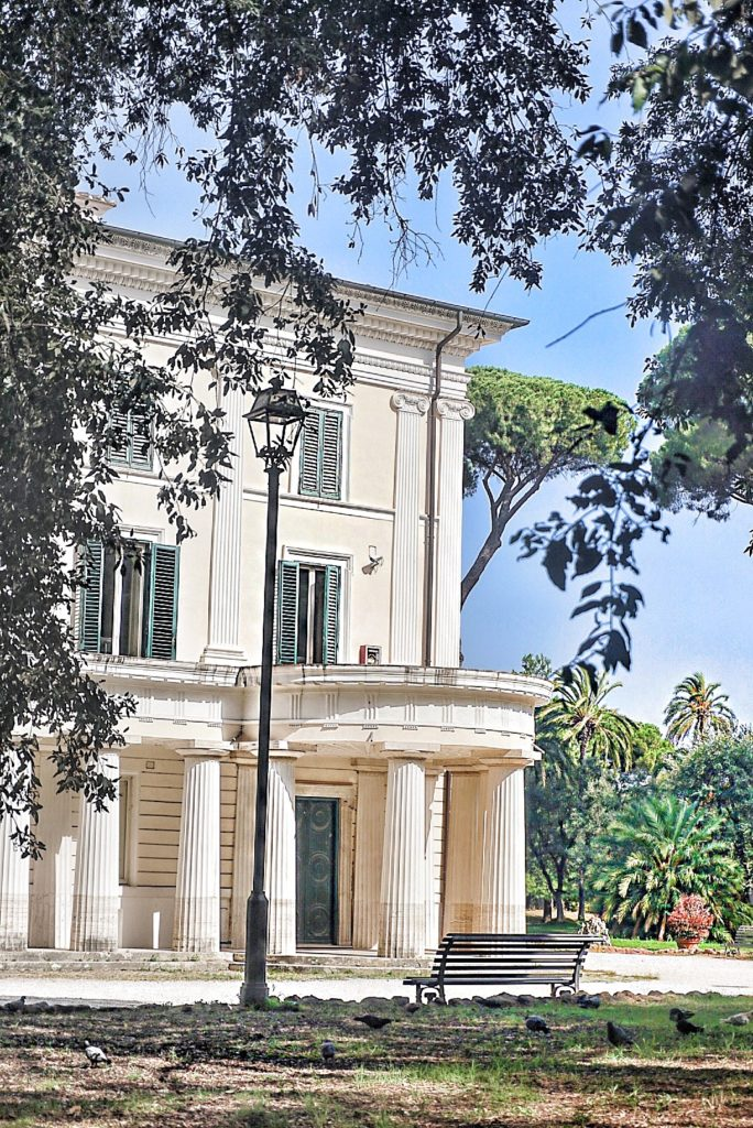 villa torlonia parco