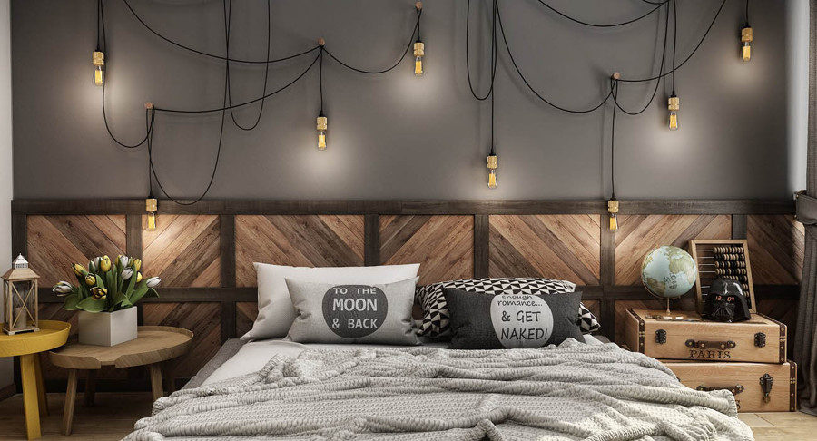 Camera Da Letto Vintage Anni 70 : Trasformare la tua camera da letto in ambiente relax