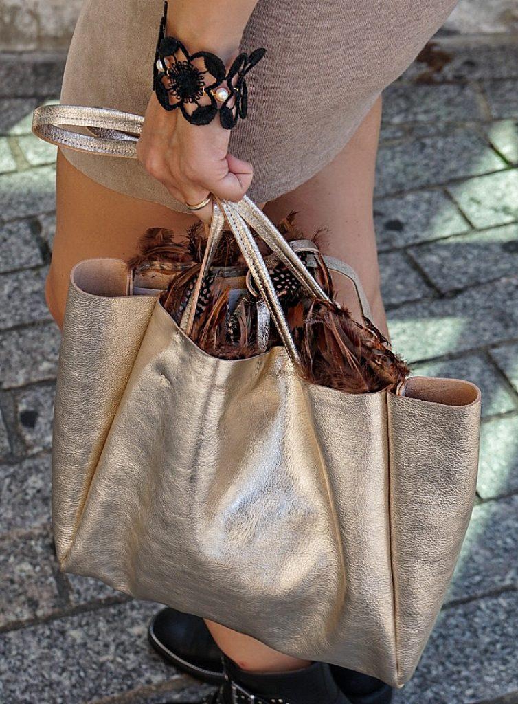 handbag_oro_piume