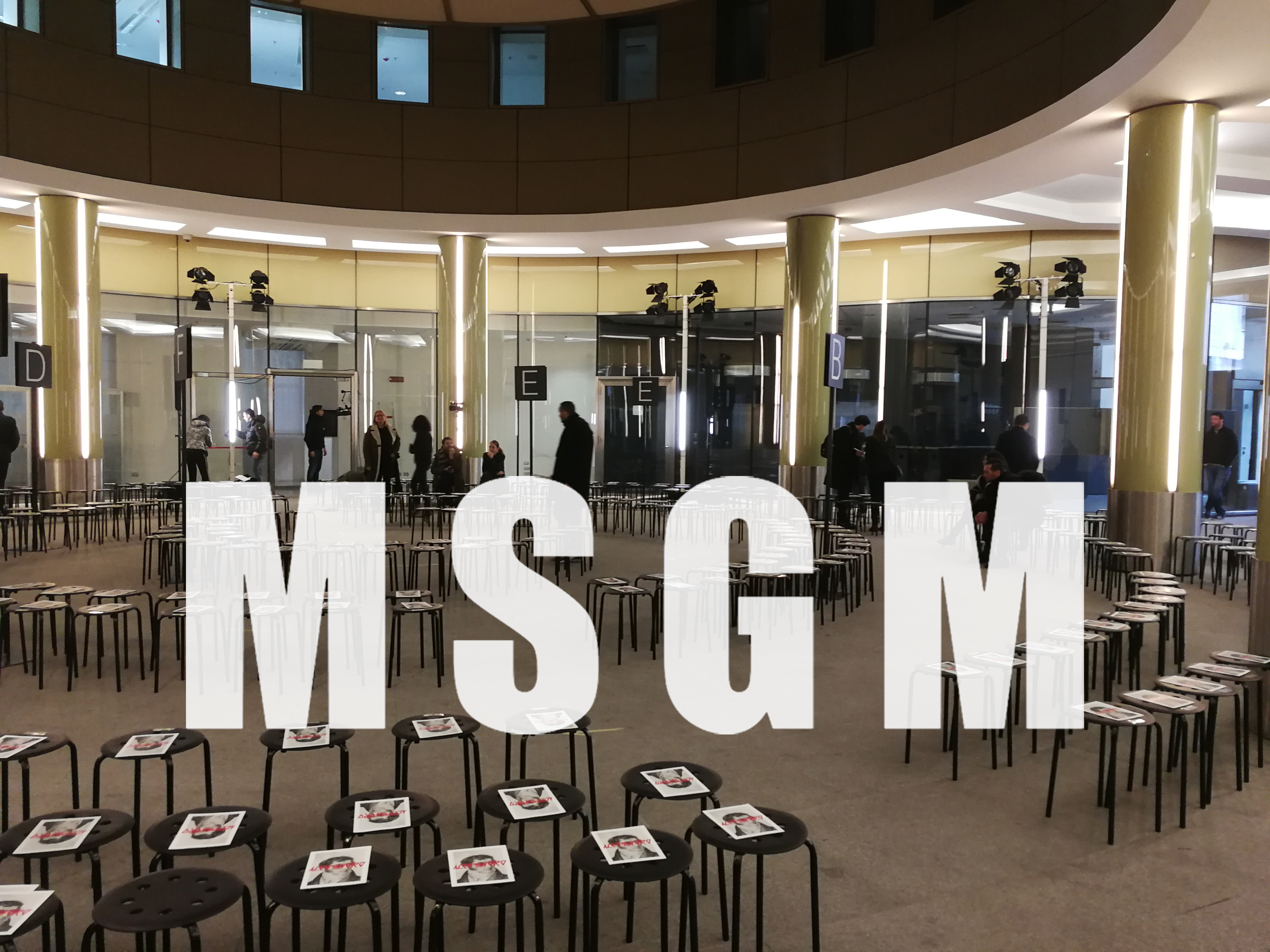 MSGM fw 2019