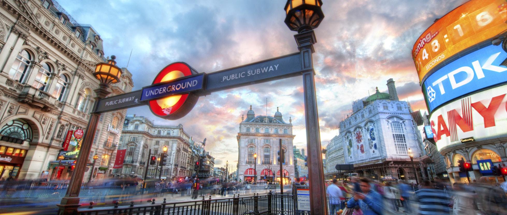 Viaggi Londra flykube