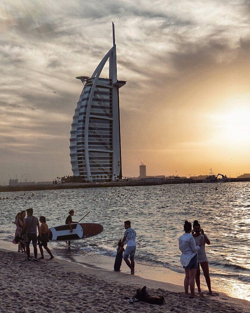 tramonto_burj_arab