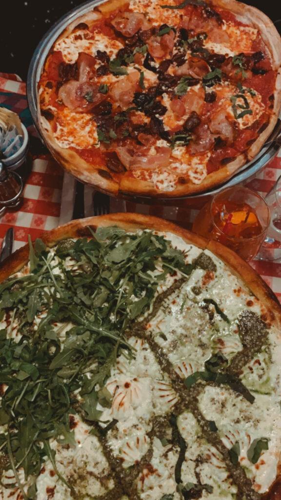 Lombardia Pizza nel cuore di Soho Nyc