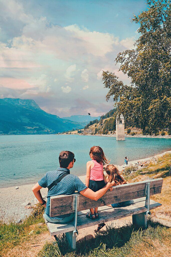 family_vacanze_trentino_resia_lago