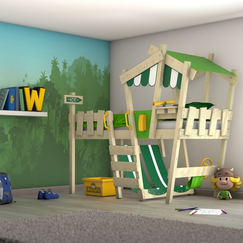 letto-a-soppalco-wickey-crazy-hutty-630550-by-wickey-verde-verde-mela-524